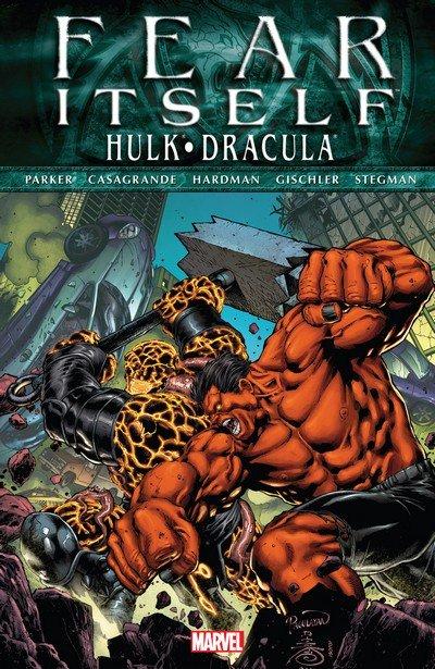 Fear Itself – Hulk – Dracula (TPB) (2012)