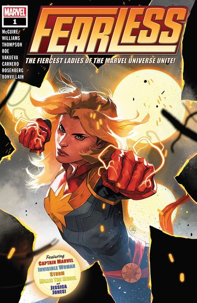 Fearless #1 (2019)