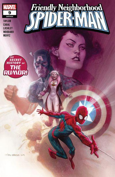 Friendly Neighborhood Spider-Man #9 (2019)