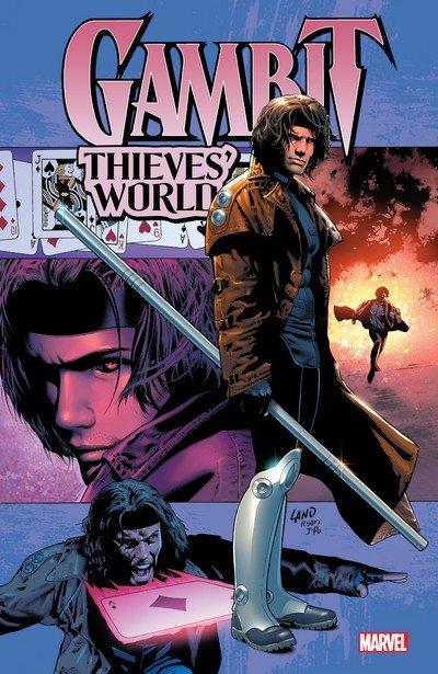 Gambit – Thieves' World (TPB) (2019)