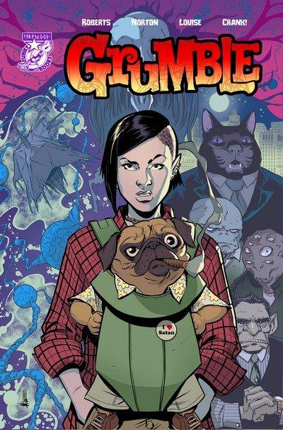 Grumble #1 – 7 (2018-2019)