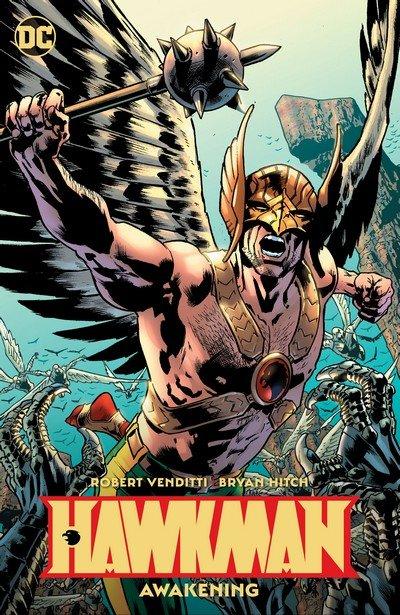 Hawkman Vol. 1 – Awakening (TPB) (2019)