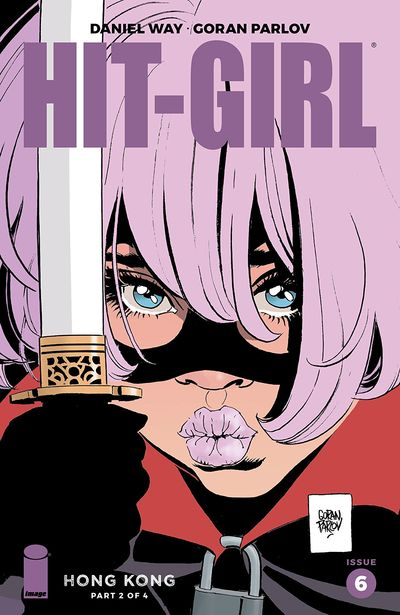Hit-Girl Season Two #6 (2019)
