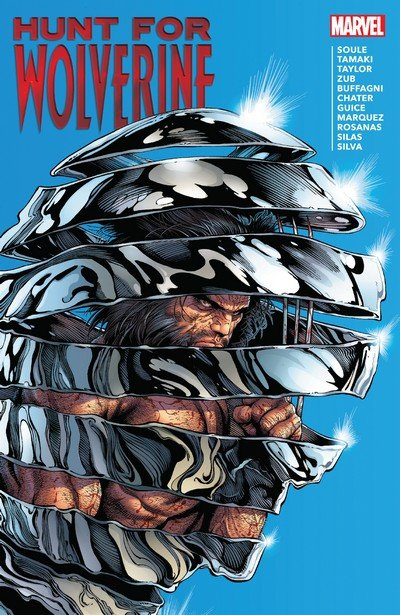 Hunt For Wolverine (TPB) (2018)