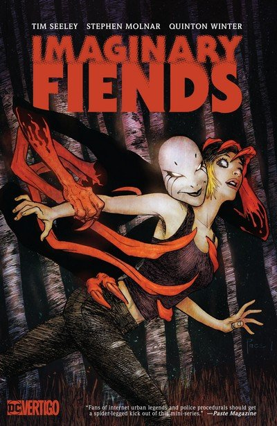 Imaginary Fiends (TPB) (2019)