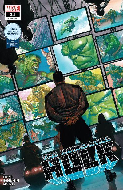 Immortal Hulk #21 (2019)