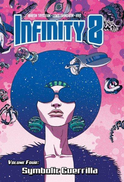 Infinity 8 Vol. 4 – Symbolic Guerrilla (TPB) (2019)