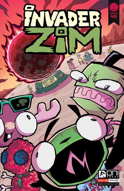 Invader Zim #45 (2019)