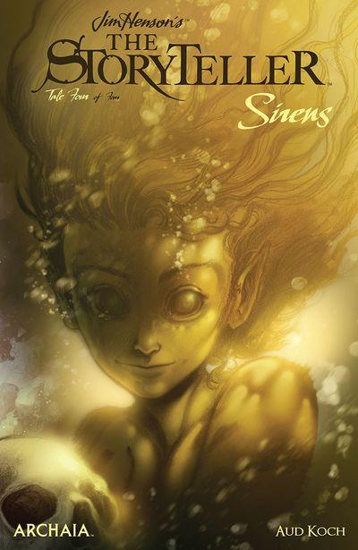 Jim Henson's The Storyteller – Sirens #4 (2019)