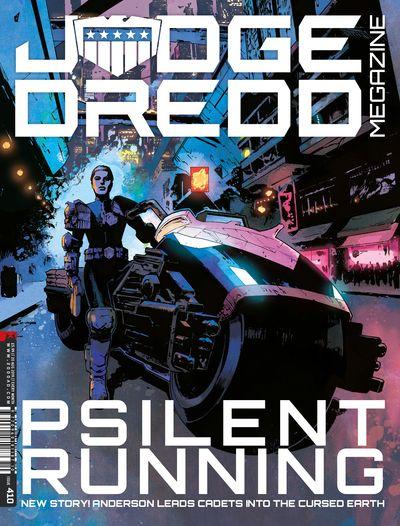 Judge Dredd Megazine #410 (2019)