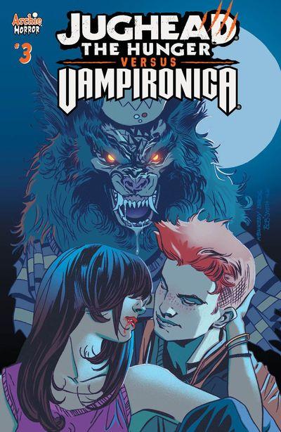 Jughead The Hunger vs. Vampironica #3 (2019)