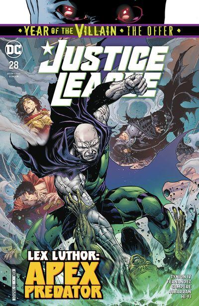 Justice League #28 (2019)