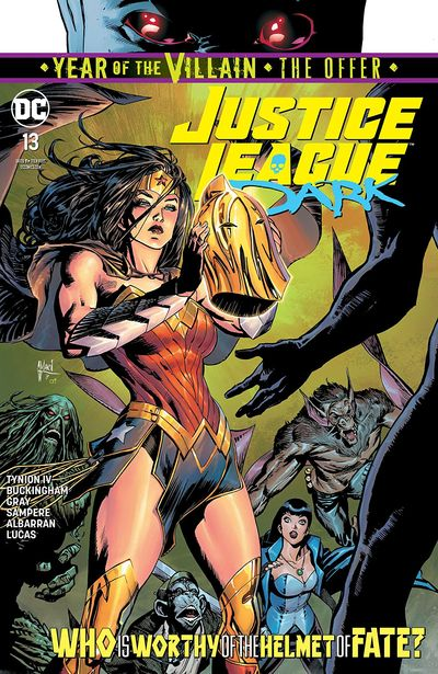 Justice League Dark #13 (2019)