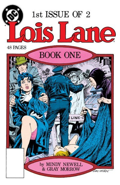 Lois Lane #1 – 2 (1986)