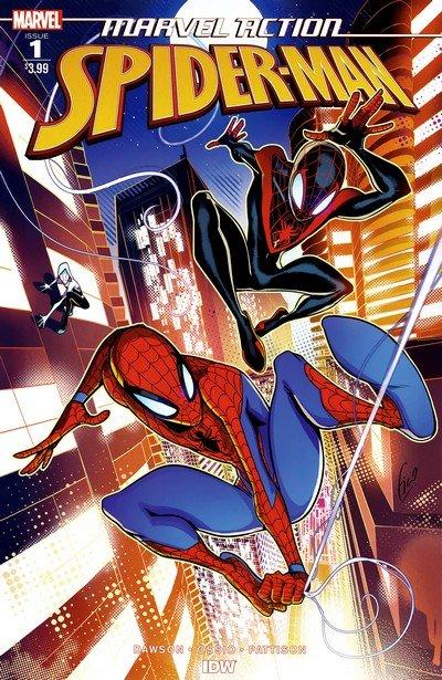 Marvel Action Spider-Man #1 – 12 (2018-2019)