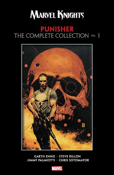 Marvel Knights Punisher by Garth Ennis – The Complete Collection Vol. 1 – 3 (2018-2019)