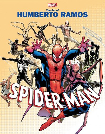 Marvel Monograph – The Art of Humberto Ramos – Spider-Man (2019)