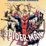 Marvel Monograph – The Art of Humberto Ramos – Spider-Man (2019)