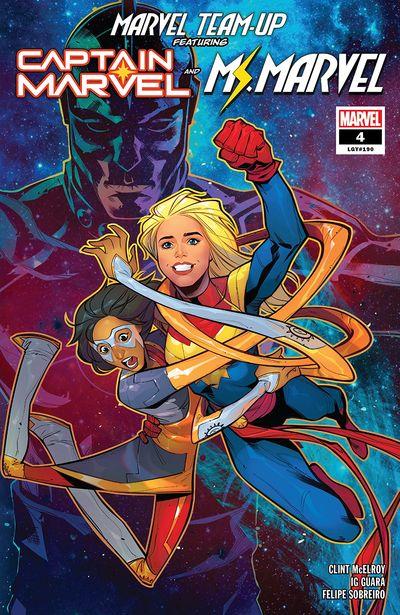 Marvel Team-Up #4 (2019)
