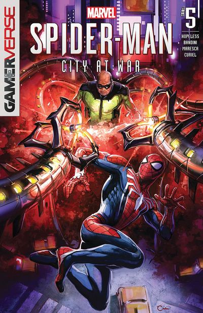 Marvel's Spider-Man – City At War #5 (2019)