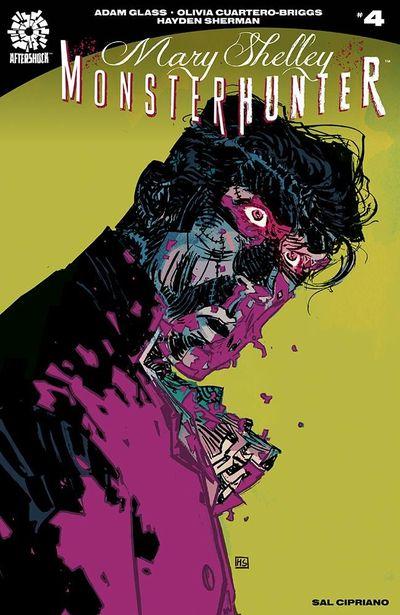 Mary Shelley Monster Hunter #4 (2019)