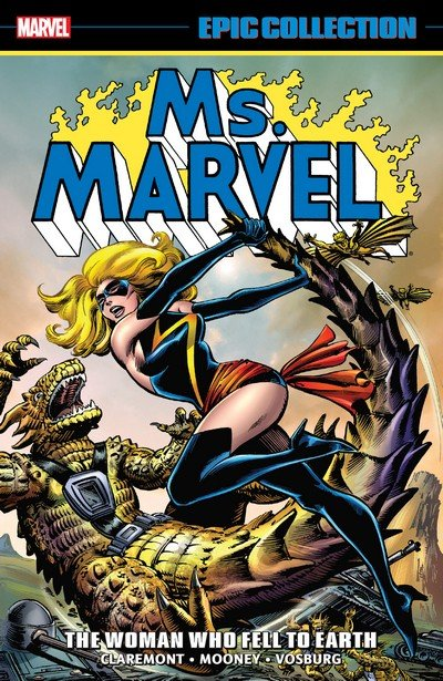Ms. Marvel Epic Collection Vol. 1 – This Woman, This Warrior (2019)