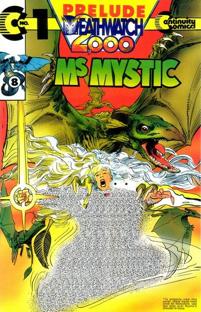 Ms. Mystic Vol. 3 #1 – 3 (1993)