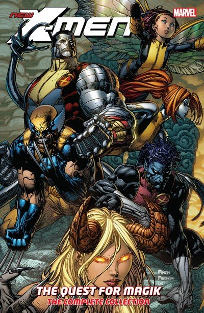 New X-Men – The Quest For Magik – The Complete Collection (2019)