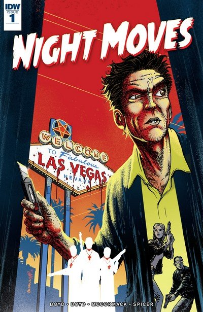 Night Moves #1 – 5 (2018-2019)