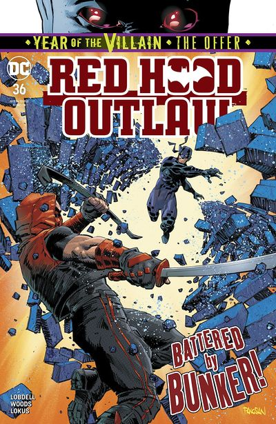 Red Hood – Outlaw #36 (2019)