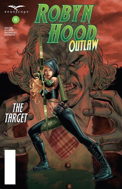 Robyn Hood – Outlaw #6 (2019)