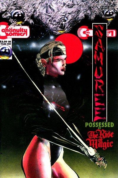 Samuree Vol. 2 #1 – 4 (1993-1994)