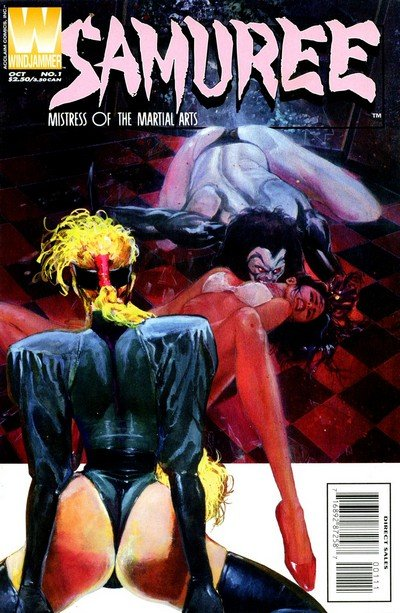 Samuree Vol. 3 #1 – 2 (1995)