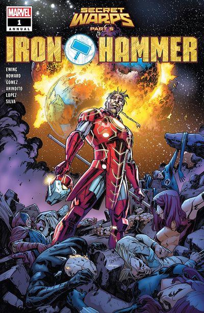 Secret Warps – Iron Hammer Annual #1 (2019)