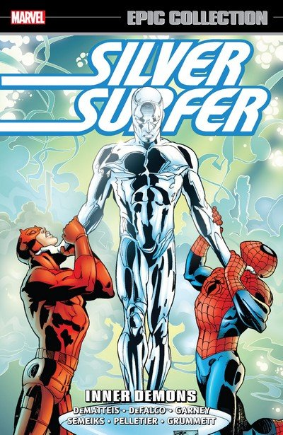 Silver Surfer Epic Collection Vol. 13 – Inner Demons (2019)