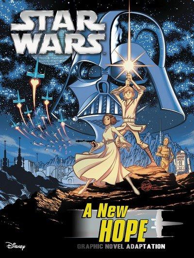 Star Wars – A New Hope Graphic Novel Adaptation (2018)
