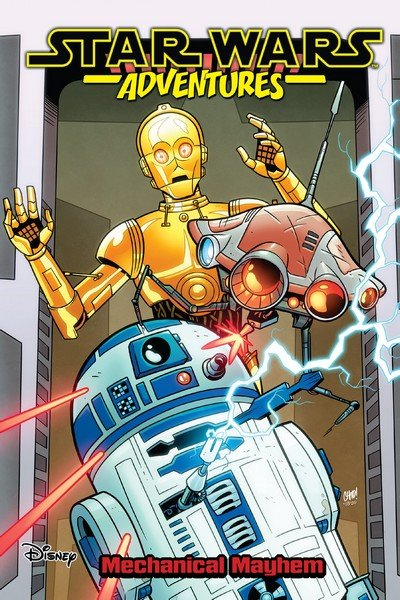 Star Wars Adventures Vol. 5 – Mechanical Mayhem (TPB) (2019)
