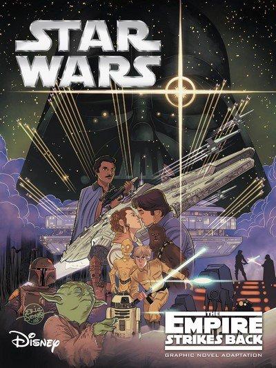 Star Wars – The Empire Strikes Back Graphic Novel Adaptation (2019)