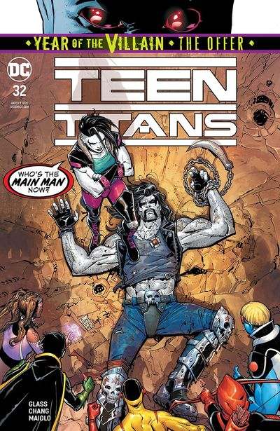 Teen Titans #32 (2019)