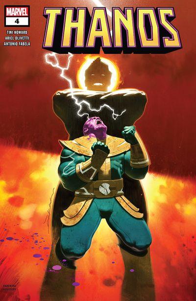 Thanos #4 (2019)