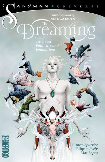 The Dreaming Vol. 1 – Pathways and Emanations (TPB) (2019)