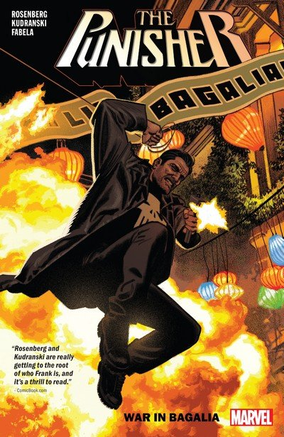 The Punisher Vol. 2 – War in Bagalia (TPB) (2019)