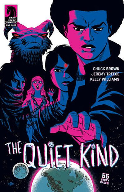 The Quiet Kind #1 (2019) (One Shot)