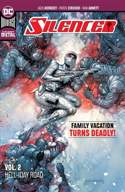 The Silencer Vol. 2 – Hell-iday Road (TPB) (2019)