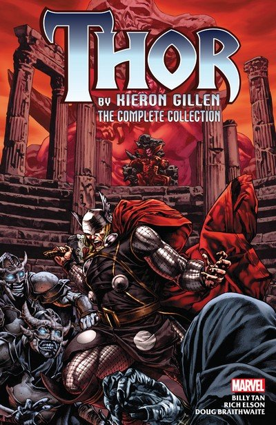 Thor by Kieron Gillen – The Complete Collection (2019)