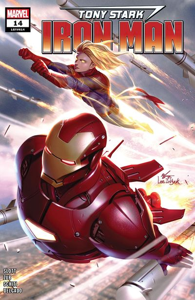 Tony Stark – Iron Man #14 (2019)