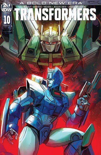 Transformers #10 (2019)