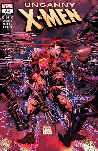 Uncanny X-Men #22 (2019)