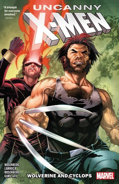 Uncanny X-Men Vol. 1 – Cyclops And Wolverine (TPB) (2019)