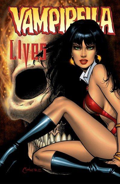 Vampirella Lives (2001) (HC)